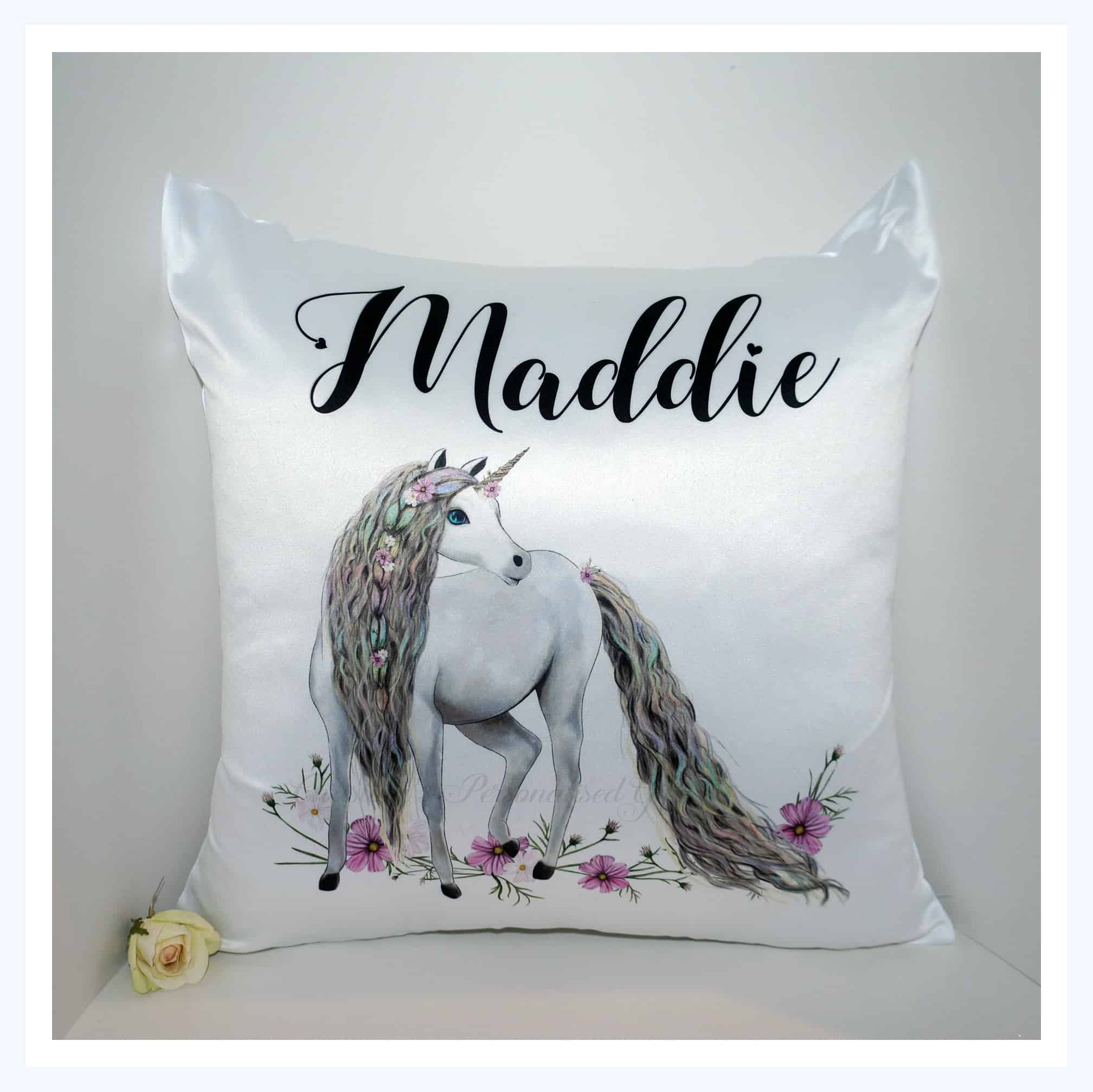 magic distinct img interior products mermaid pillow case personalized