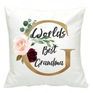 Grandma Cushions